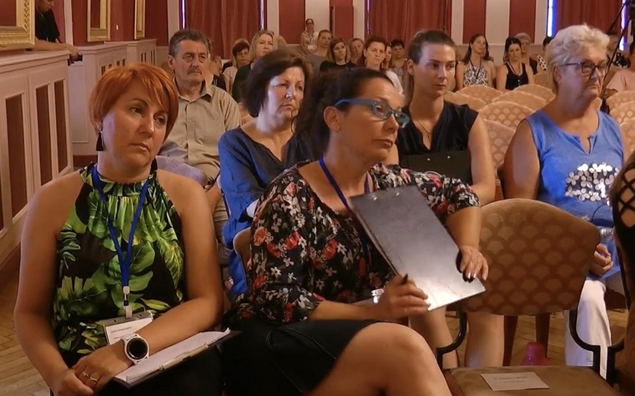 Tisza-menti virágzás 1 projekt záró konferenciája (videóval)